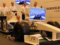 F1 simulator hire for events and marketing