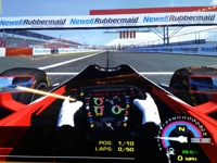 Formula 1 Racing simulator hire