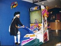 Arcade games to hire for corporate events