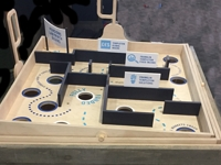 Exhibition Stand Games : Table top games for exhibition stands promotions and attractions