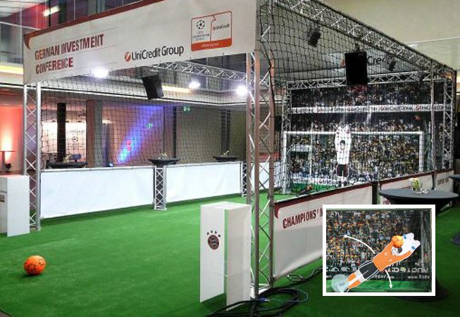 Football Or Soccer Simulators And Games For Hire Sp Events