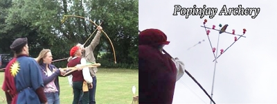 Longbow And Crossbow Archery For Events Shows And Team