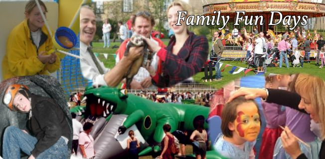 Corporate Family Fun Days Entertainments and Activities