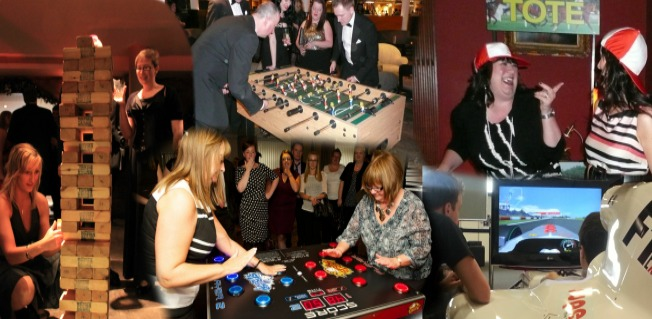 Interactive Fun and Games Ideas for Corporate Events, Parties and