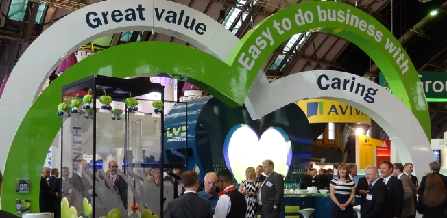 Exhibition Stand Game Ideas : Exhibition stand and booth attractions ideas of the