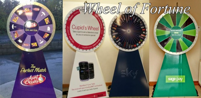 wheel of fortune game to purchase sp events. Black Bedroom Furniture Sets. Home Design Ideas